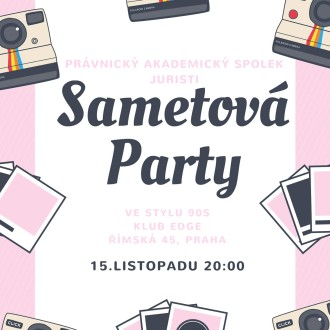 Sametová party 2016