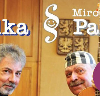 Koncert Ivo Jahelky a Miroslava Palečka
