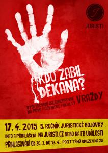 plakát juristická bojovka