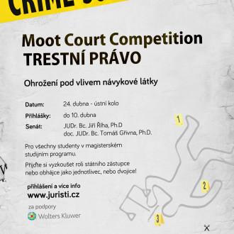 Moot Court Competition v trestním právu