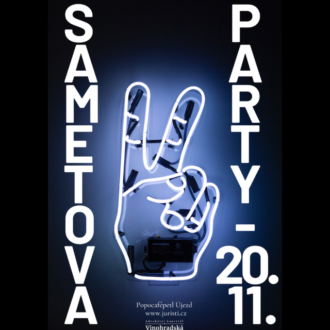 Sametová party